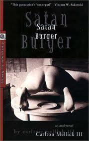 Satan Burger by Carlton Mellick III