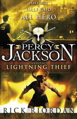Percy Jackson and the Lightning Thief (Percy Jackson and the Olympians, #1)