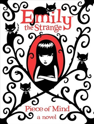 Piece Of Mind Emily The Strange Novels 4 By Rob Reger