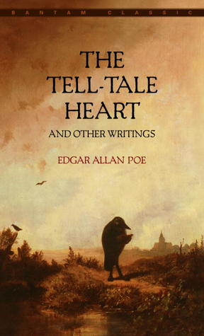 book cover for the tell-tale heart and other writings