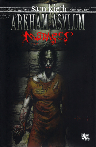 Arkham Asylum by Sam Kieth