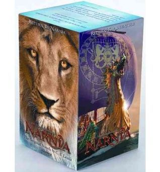 Chronicles of Narnia Movie Tie-in Box Set The Voyage of the Dawn Treader(Chronicles of Narnia #1-7)