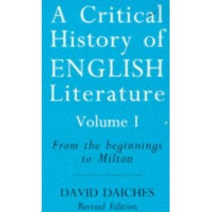 a-critical-history-of-english-literature-volume-1-from-the-beginnings-to-milton