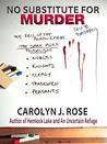 No Substitute for Murder (Subbing isn't for Sissies #1)