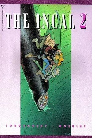 The Incal, Vol. 2 (The Incal, #3-4)