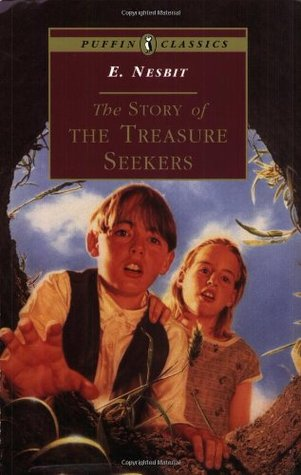 The Story of the Treasure Seekers (Bastable Children, #1)
