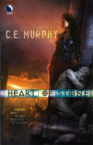 Heart of Stone (Negotiator Trilogy/Old Races Universe #1)