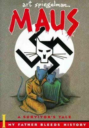 Maus I A Survivor s Tale My Father Bleeds History Maus