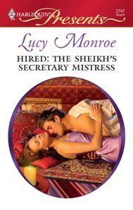 Hired: The Sheikh's Secretary Mistress (Royal Brides, #8)