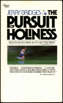 The pursuit of holiness by jerry bridges fandeluxe Images