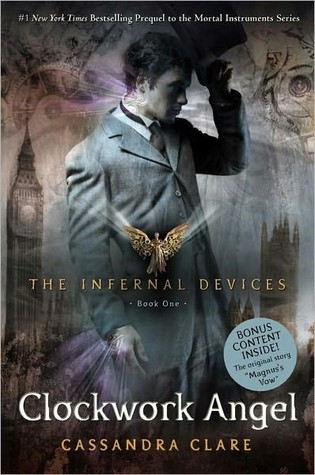 Clockwork Angel(The Infernal Devices 1) - Cassandra Clare