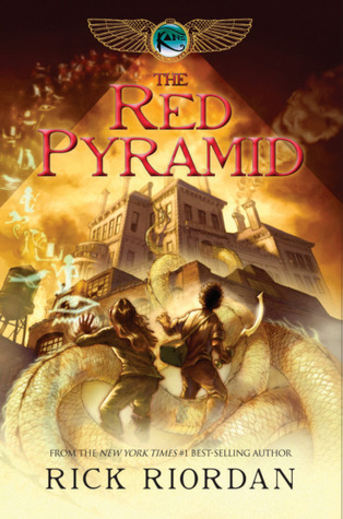 The Red Pyramid(Kane Chronicles 1)