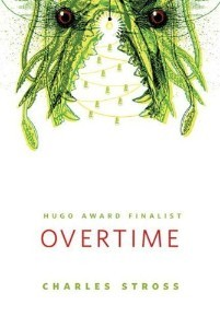 book cover for Overtime