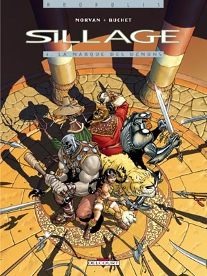 Sillage  by Jean-David Morvan