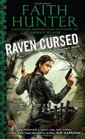 Raven Cursed by Faith Hunter