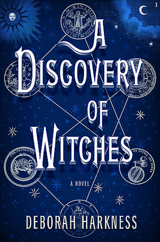A Discovery of Witches(All Souls Trilogy 1)