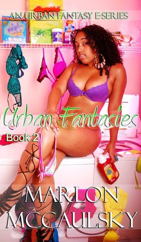 Urban Fantasies Book 2