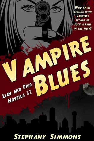 Vampire Blues by Stephany Simmons
