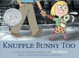 Knuffle Bunny Too by Mo Willems