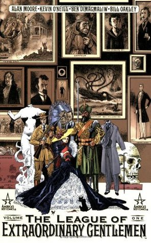 The League of Extraordinary Gentlemen, Vol. 1