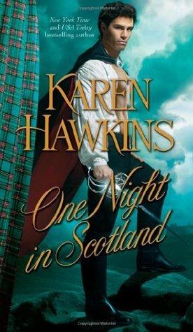 One Night in Scotland by Karen Hawkins