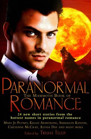 Image result for the mammoth book of paranormal romance book cover