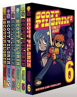 Scott Pilgrim The Complete Series By Bryan Lee O Malley