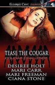 Tease the Cougar