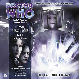 Doctor Who: Human Resources, Part Two(New Eighth Doctor Adventures 1.8)