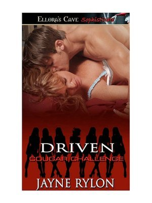 Driven (Cougar Challenge, #9)