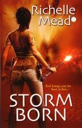 Storm Born (Dark Swan #1)