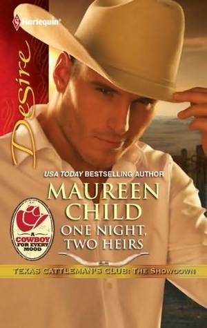 One Night, Two Heirs (Texas Cattleman's Club: The Showdown #1)