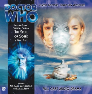 Doctor Who: The Skull Of Sobek(New Eighth Doctor Adventures 2.4)