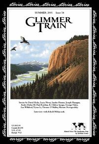 Glimmer Train Stories, #54 by Susan Burmeister-Brown