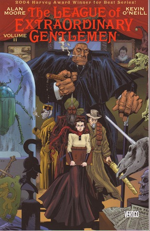 The League of Extraordinary Gentlemen, Vol. 2 by Alan Moore