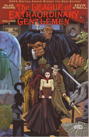 The League of Extraordinary Gentlemen, Vol. 2 by Alan Moore
