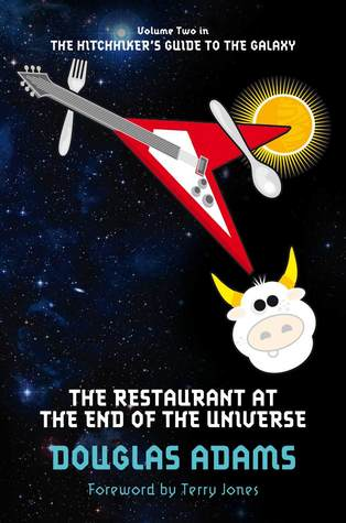 The Restaurant at the End of the Universe(Hitchhikers Guide to the Galaxy 2)