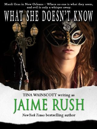 What She Doesn't Know by Tina Wainscott