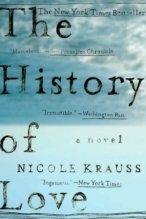 The history of love by nicole krauss the history of love fandeluxe Image collections