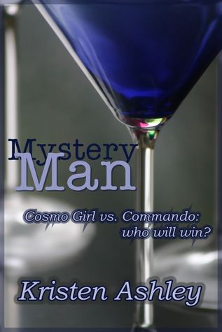 Mystery Man Book Cover