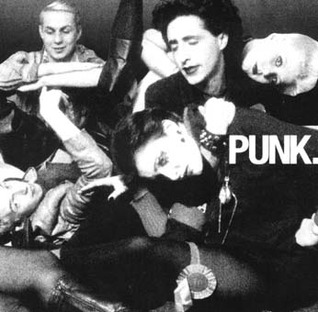Punk ! by Stephen Colegrave