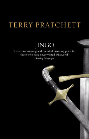 Jingo (Discworld, #21; City Watch, #4)