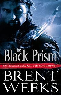 image: The Black Prism                  (Lightbringer #1)