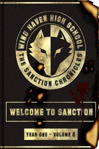 The Sanction Chronicles: And So It Begins (The Sanction Chronicles Young Adult Series, #2)