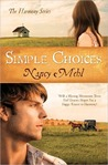 Simple Choices by Nancy Mehl