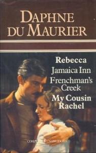 Rebecca / Jamaica Inn / Frenchman's Creek / My cousin Rachel.