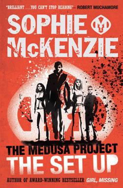 The Set Up (Medusa Project, #1)