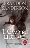 L'Empire ultime by Brandon Sanderson