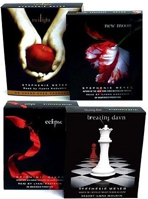 The Twilight Saga (Twilight, #1-4)
