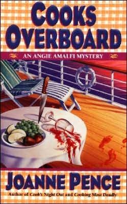 Cooks Overboard (Angie Amalfi, #6)